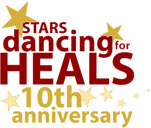 Stars Dancing 10th anniversary logo_COLOR