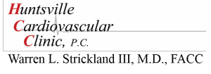 Huntsville Cardiovascular - Strickland short