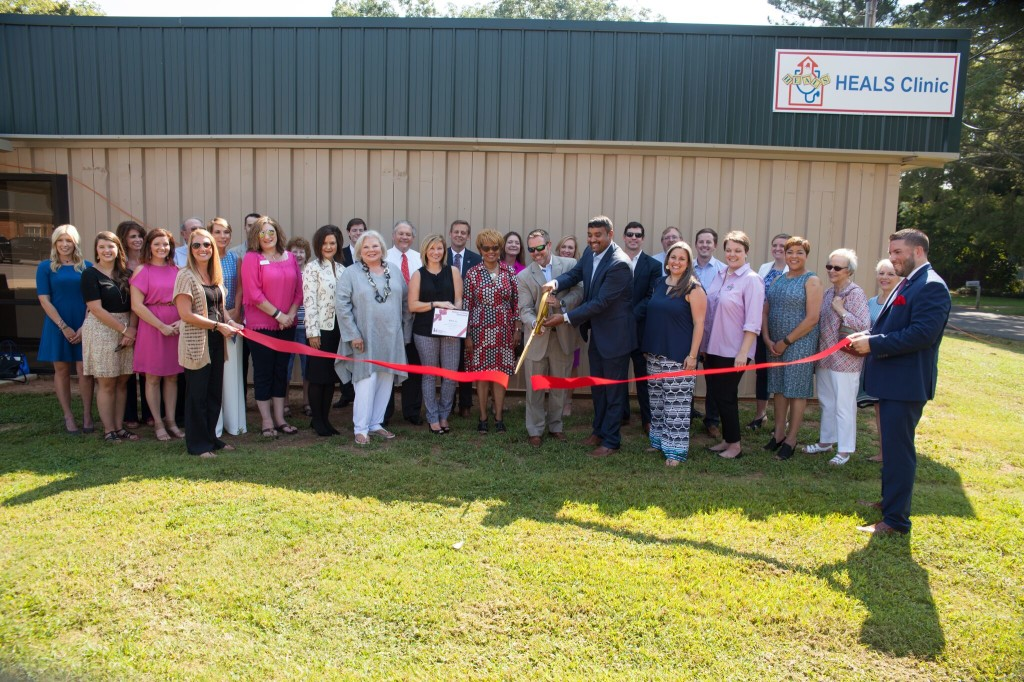 Gurley Ribbon Cutting 8.22.17